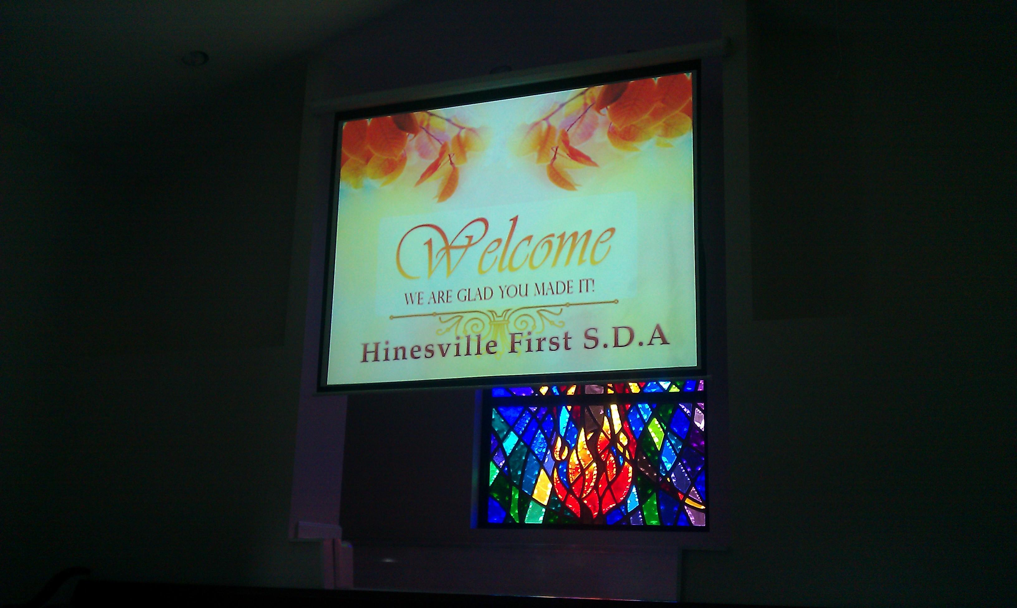 Hinesville SDA Screen2